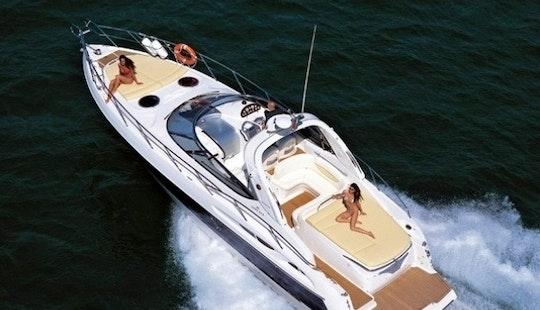 Cranchi Endurance 41 Motor Yacht Charter In Split