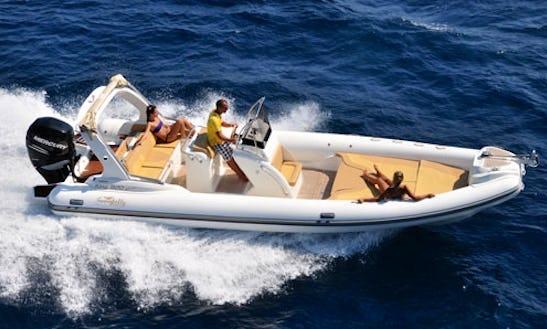 Nova Jolly Elegance Rib Charter In Fasano