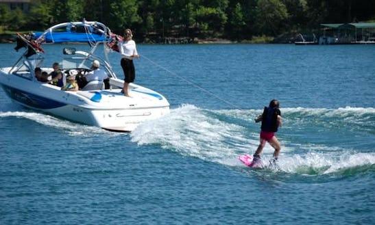 Water Skiing In Fasano