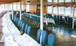 """Gulfstream II"" River Cruise Charter in Vancouver, Canada"
