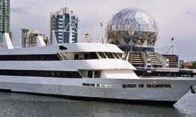 """128' """"The Queen of Diamonds"""" Cruising Charter in Vancouver, Canada"""