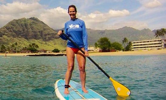 Enjoy The Waters Of Honolulu, Hawaii On This Sup