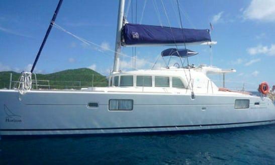 Lagoon 440 Cruising Catamaran Charter In St Vincent