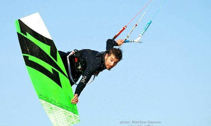 Learn to Kiteboard In Seattle