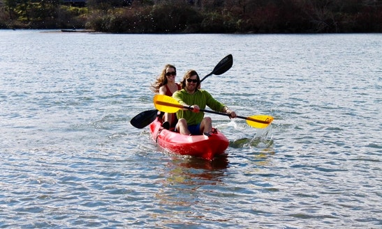 Double Kayak Rental, Tours & Lessons In Hood River