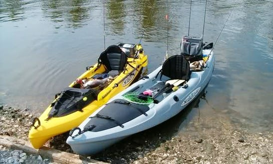 Fishing Kayak Rental, Tours & Lessons In Hood River