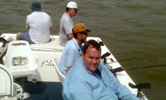Fishing Trips In Pottsboro, Texas