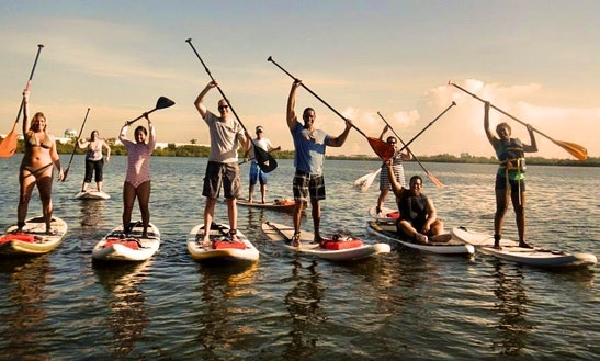 Paddleboard Rental In Township, Michigan