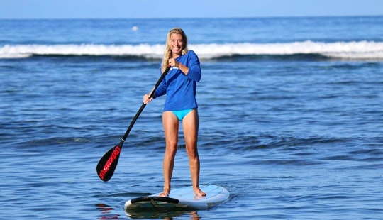 Paddleboard & Surf Lessons In Lahaina, Hawaii
