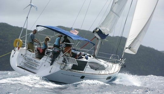 Jeanneau So 45ds Cruising Monohull Charter In St Vincent