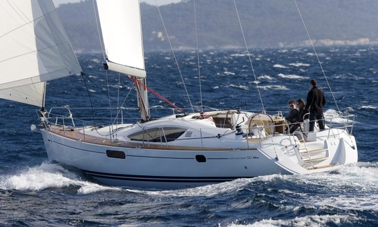 Jeanneau So 50ds Cruising Monohull Charter In St Vincent
