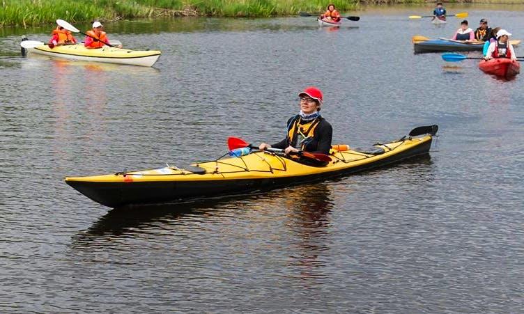 Single Kayak Trips in Valga