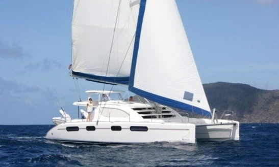 Leopard 46 Cruising Catamaran Charter In Grenada