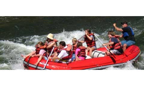 Experience Whitewater Rafting On Salmon River!