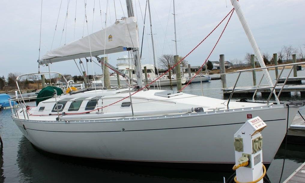 edgewater boat rental charter