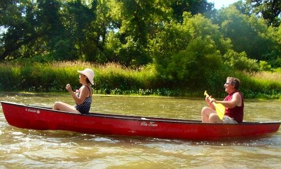 Canoe Trips In Valentine