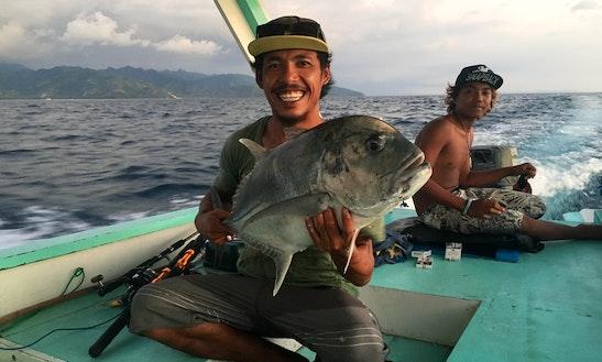Sport Fisherman Fishing Charter In Pemenang