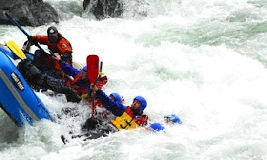 Rafting Trips In Sultan, Washington