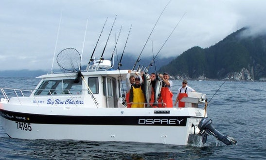 Fishing charters in sitka for Sitka alaska fishing