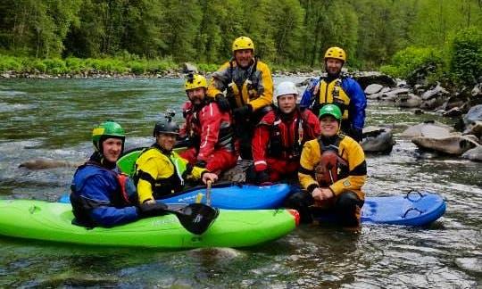 Kayak Rental & Courses in Sultan, Washington