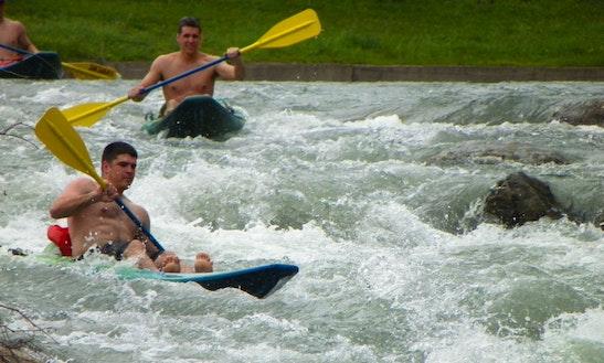 Single Kayak Rental In New Braunfels