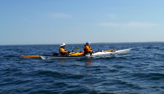 Kayak Lessons And Trips In New York