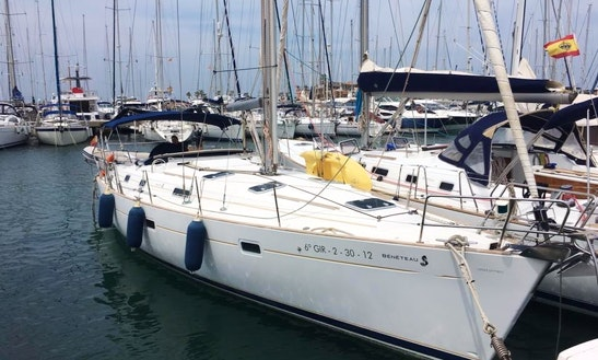 Beneteau Oceanis 411 Sailing Yacht In Dénia, Ibiza And Formentera