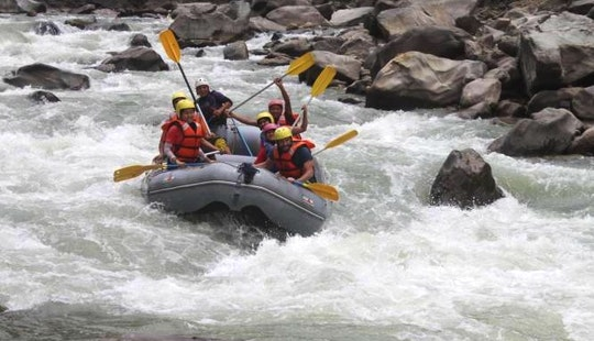 Experience Rafting In Kathmandu, Nepal For As Low As $55 Usd Per Day