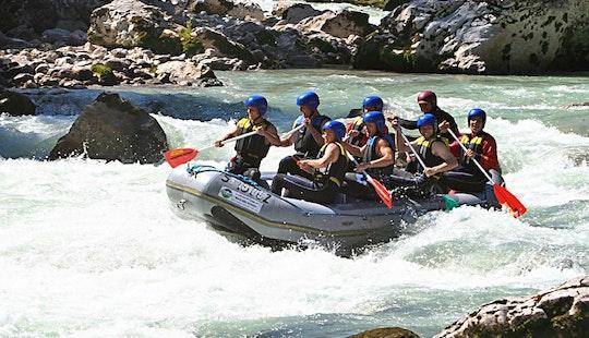 Rafting Trips In Gemeinde Lofer