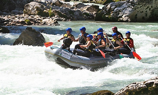 Rafting Trips In Gemeinde Lofer