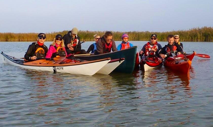 Rent a 2 seater Canoe in Rust, Austria!