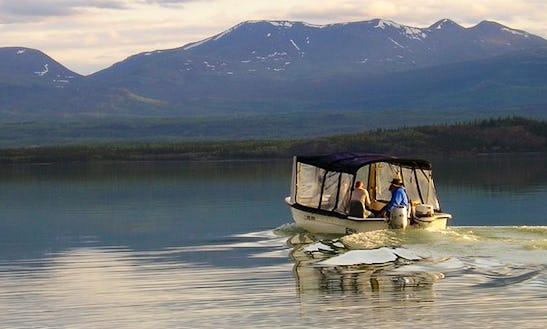 River Boat  Trips In Whitehorse
