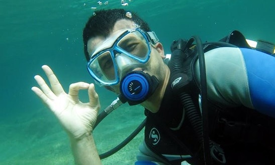 Diving Trips & Courses In Alsancak Girne