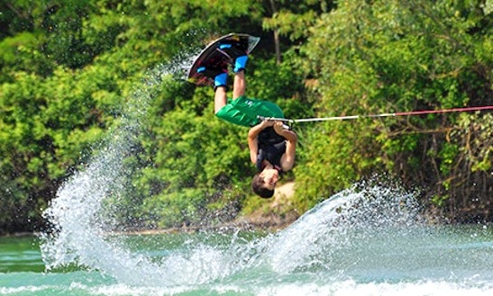 Wakeboarding Courses In Lezzeno