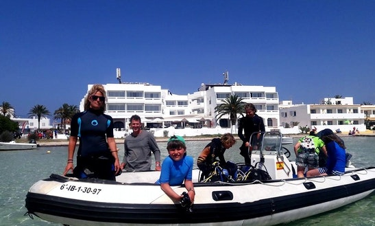 Scuba Diving For All Levels In La Savina