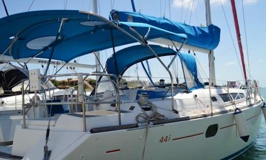 Jeanneau So 44i Cruising Monohull Charter In Grenada