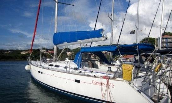 Beneteau Oceanis 473 Cruising Monohull Charter In Grenada