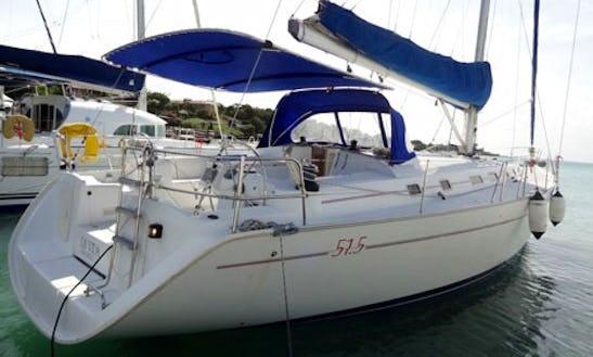 Beneteau Oceanis 51.5 Cruising Monohull Charter In Grenada