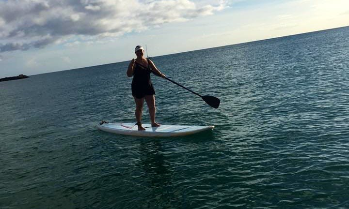 Learn to Stand Up Paddleboard in Waiʻanae
