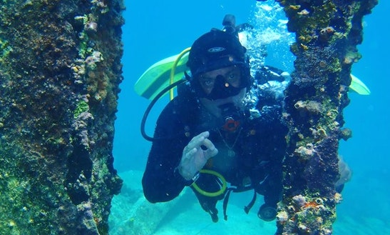 Diving Excursions In Punta Cana
