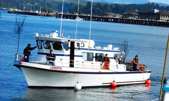 43' Fishing Trip Boat