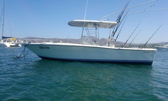 Center Console Fishing Charters In Guanacaste, Costa Rica