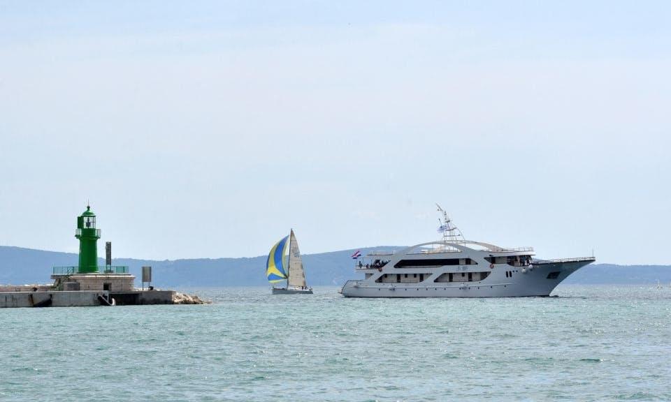 """President"" Yacht Rental in Split, Croatia"