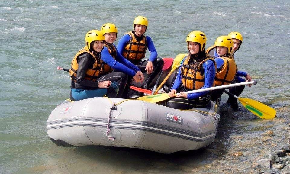 Join us for Rafting Adventure in Gemeinde Sankt Johann im Walde, Austria