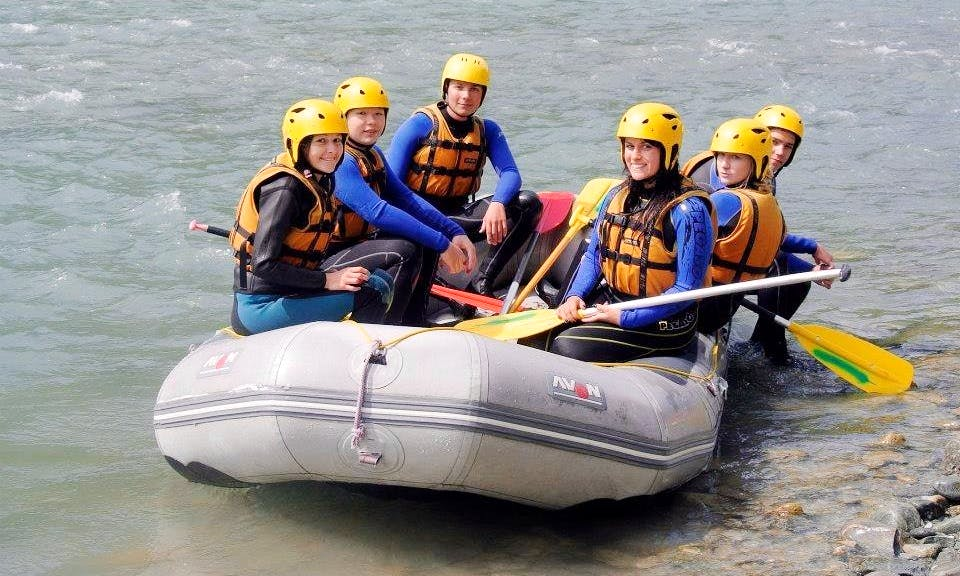 Join us for Rafting Adventure in Gemeinde Sankt Johann im Walde, Austria
