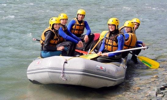 Rafting Trips In Gemeinde Sankt Johann Im Walde