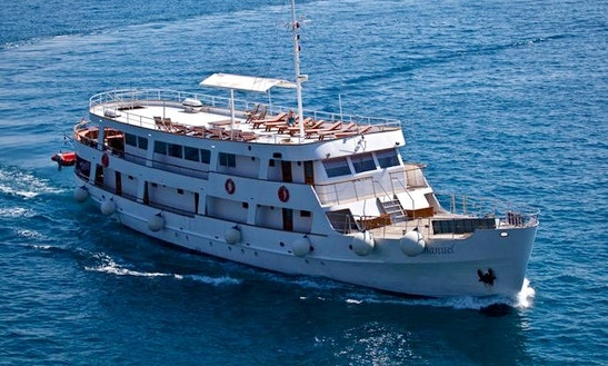 """emanuel"" Yacht Rental In Split"