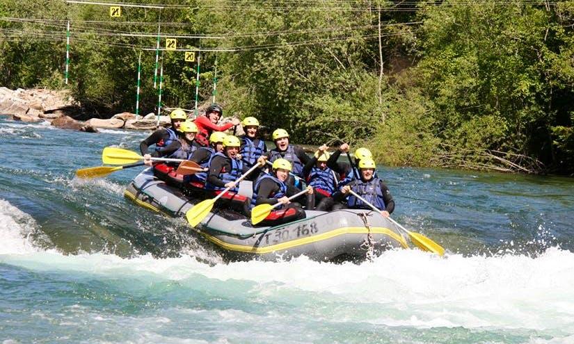 Rafting Trips in Gemeinde Flattach, Austria