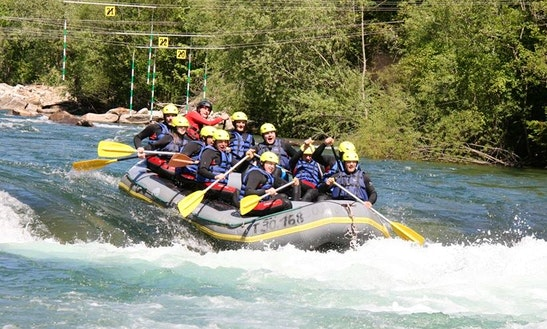 Rafting Trips In Gemeinde Flattach