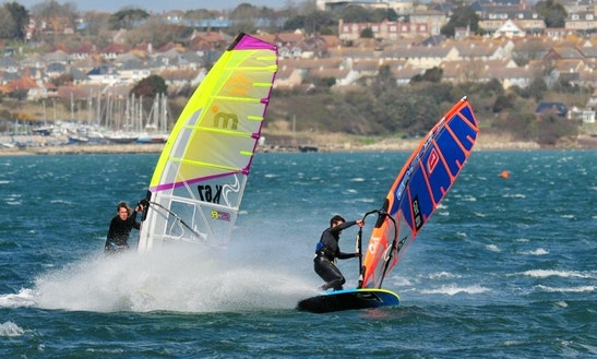 Windsurfing Lessons & Rental  In Portland, United Kingdom